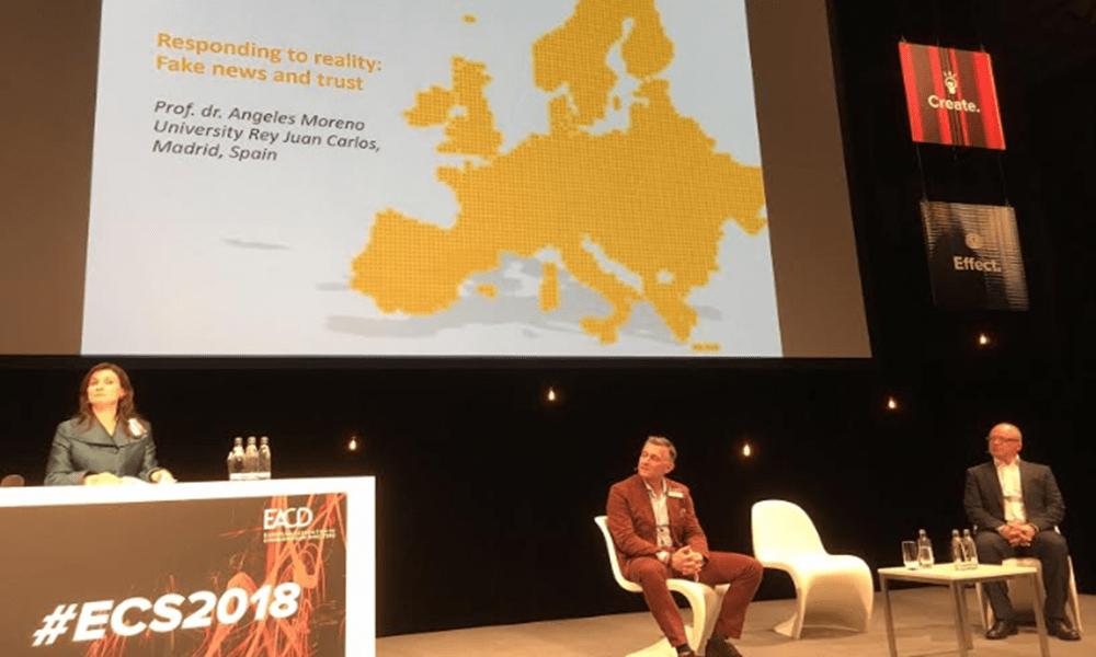 El estudio European Communication Monitor (ECM) se centra en las fake news