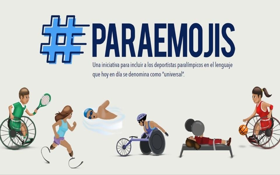 Liberty Seguros hace una campaña por la inclusión de 28 emojis de deportistas paralímpicos