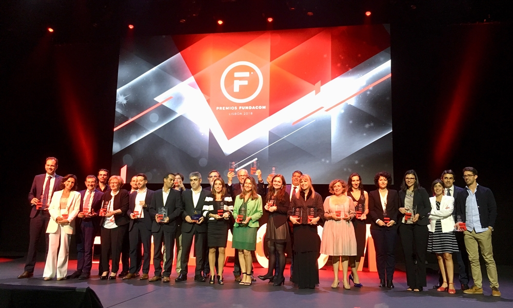 Nueve proyectos finalistas de los Premios Ramón del Corral han conseguido alzarse con un galardón en los Premios Fundacom 2018