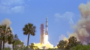Apollo 16 Launch