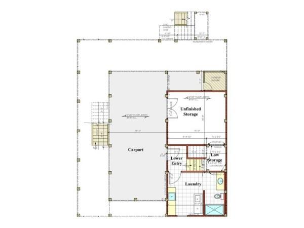 CWA_FP__0002_Cooper Ground Floor _ Piling Plan