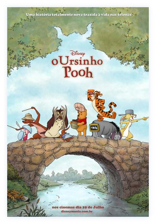 Poster do filme O ursinho Pooh