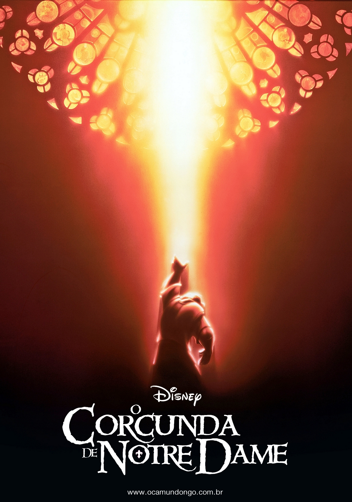 Poster do filme O corcunda de Notre Dame