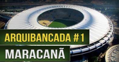 Arquibancada #1 – Maracanã