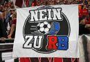Time alemão RB Leipzig é recebido com parafusos