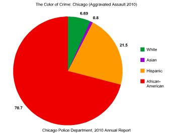 The Color of Crime: Chicago (Aggravated Assault 2010)