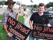 CofCC members warn about jihadists in Tennessee in 2013
