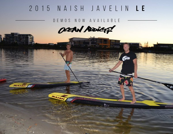 2015 Naish Javelin - IT'S HERE!