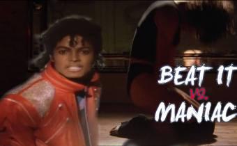 Michael Jackson vs. Michael Sambello