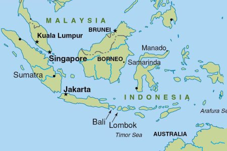 Map showing indonesia indonesia 1482303515indonesia gumiabroncs Image collections