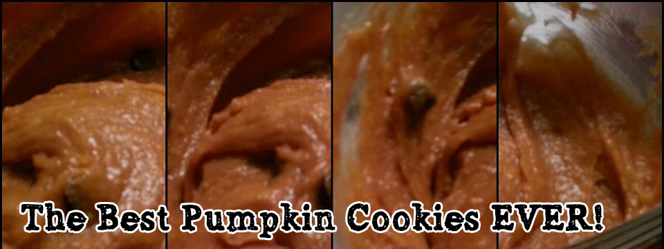 How to make the BEST Gluten Free Pumpkin Cookies in the WORLD!