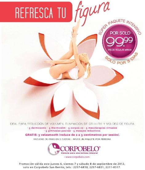 Corpobelo  - ofertas figura  - 06SEP2012