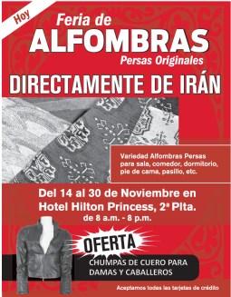 4 dias de juguetes con descuentos 14 nov 2013 for Precios alfombras persas originales