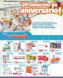 Promocion Farmacias UNO aniversario - 15nov13