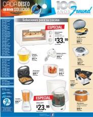 Promociones FREUND el salvador en electrodomesticos - 15nov13