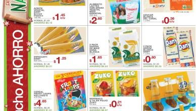 Super Selectos ofertas mucho ahorro en navidad - 12nov13