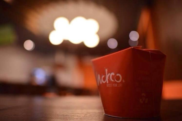 The taste of amazing WOKCO