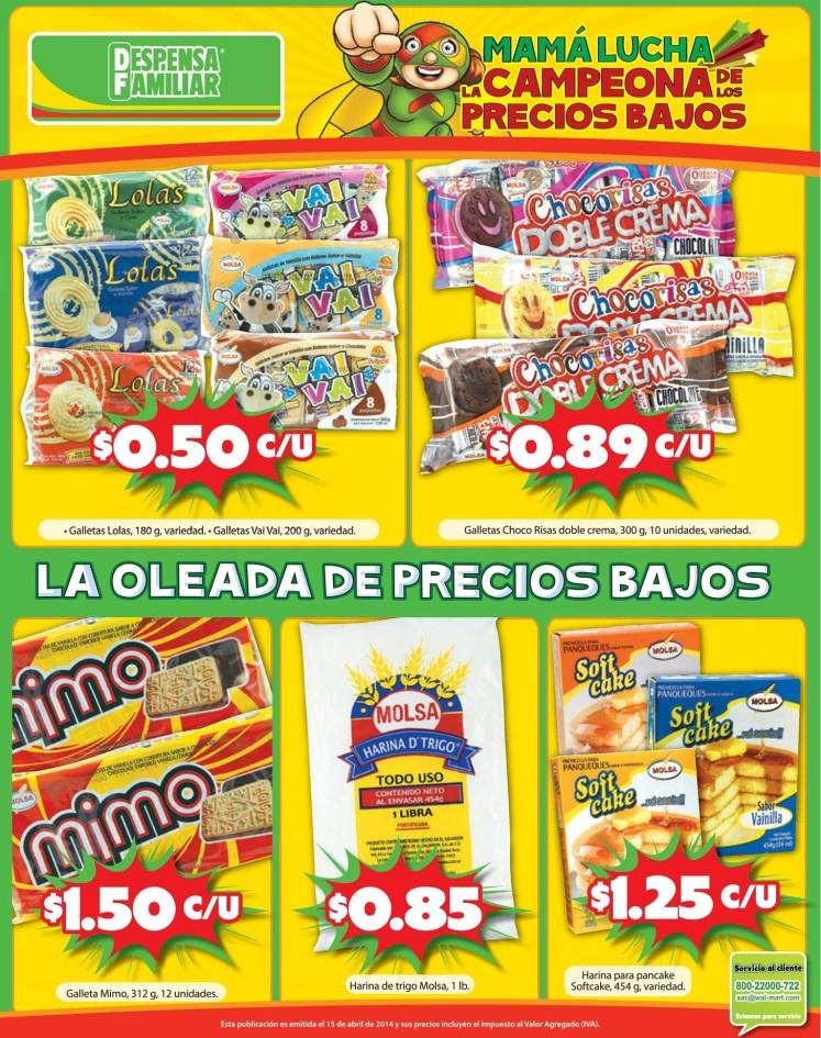 ofertas galletas choco risas mimo - 15abr14