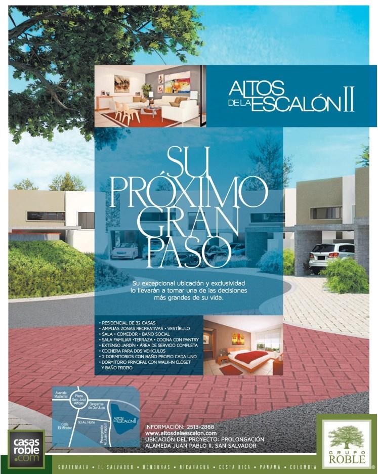 CasasRoble.com ALTOS de la Escalon II