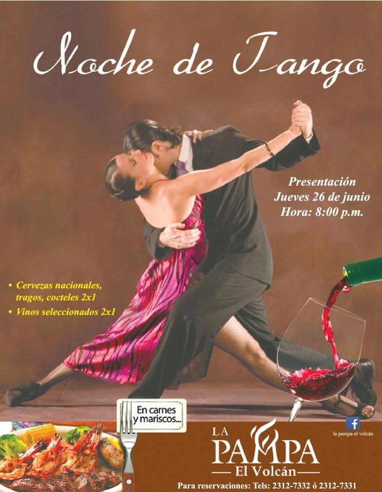Noche de tango vinos y cervezas - 24jun14