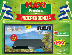 DESTACADO ofertas MAXI DESPENSA independencia