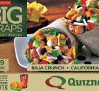 BIG wraps by quiznos