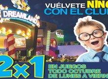 Mas promociones para los niños octubre 2014