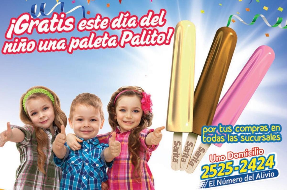 Promociones del dia del Niño (01-oct-14)
