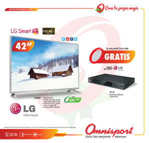 DESTACAO ofertas OMNISPORT navidad 2014