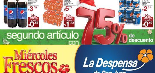 Terminemos en 2014 con frescura en ofertas de supermercado