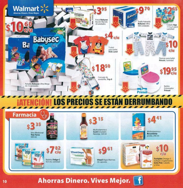 farmacia WALMART y productos de bebe - 07ene15