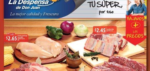 precios bajos La Despensa de Don Juan 2015