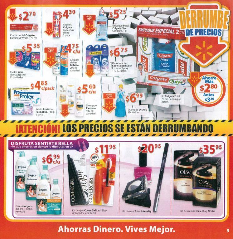 precios bajos productos cuidado personal - 07ene15