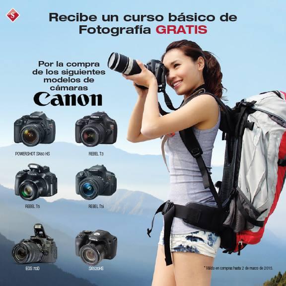 CANON curso gratis de fotografia SIMAN - 16feb15