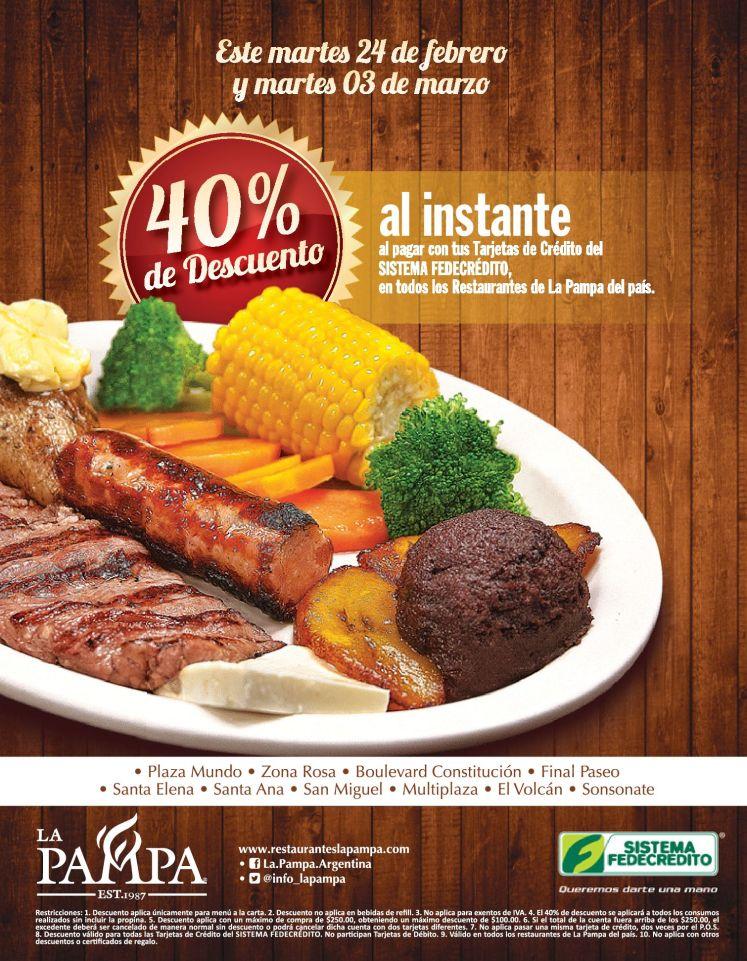 plato de carnes con 40 OFF de descuento - 24feb15