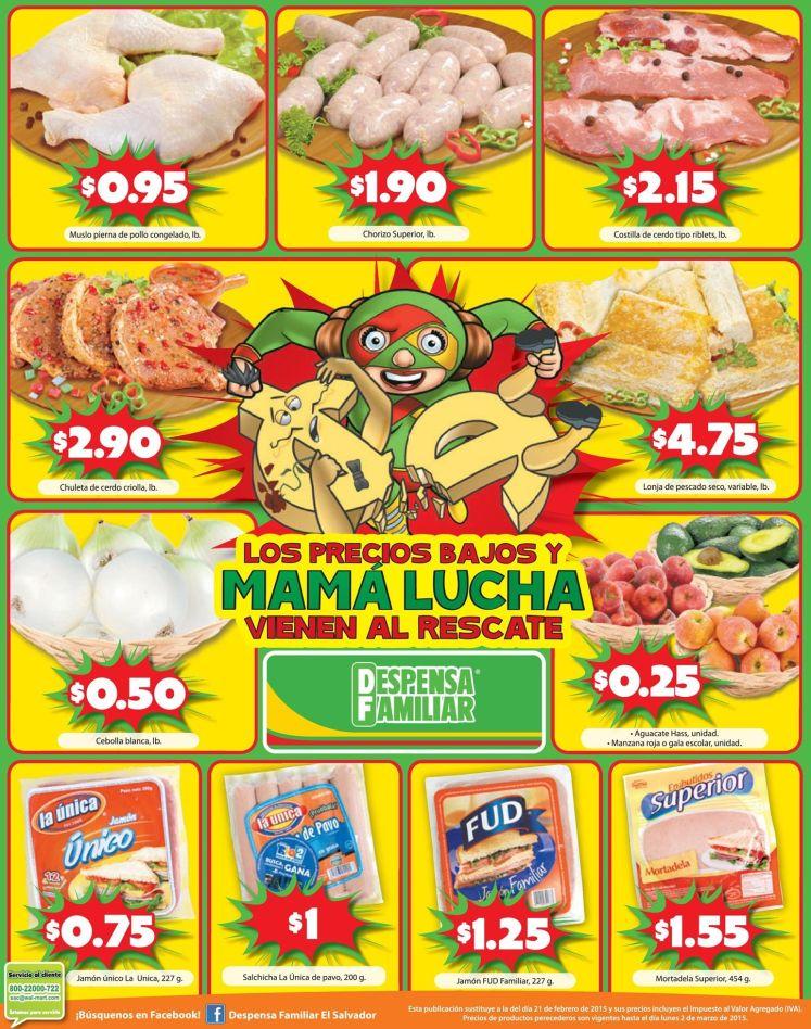 todas las carnes a buen precio despensa familiar - 27feb15