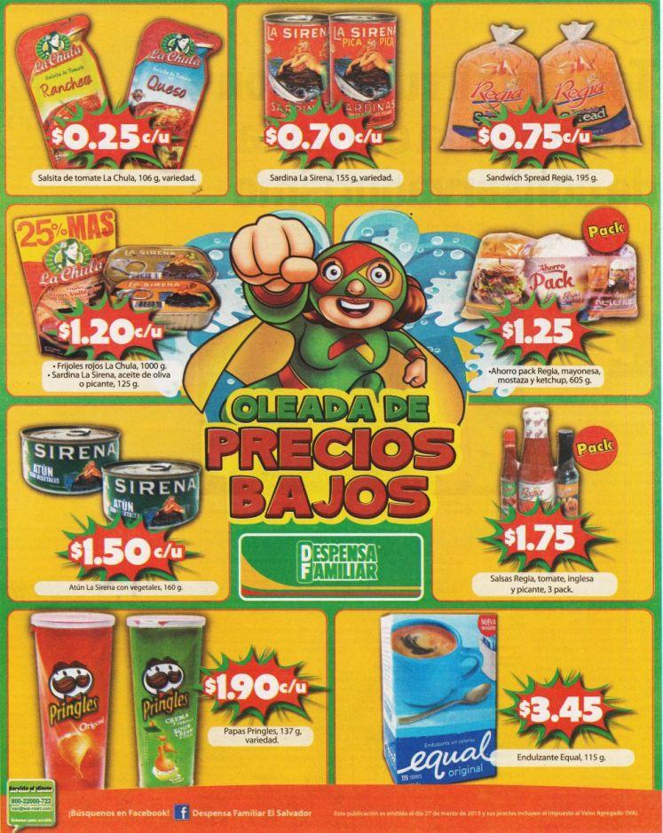 Pringles potatos ofertas en la despensa familiar - 27mar15