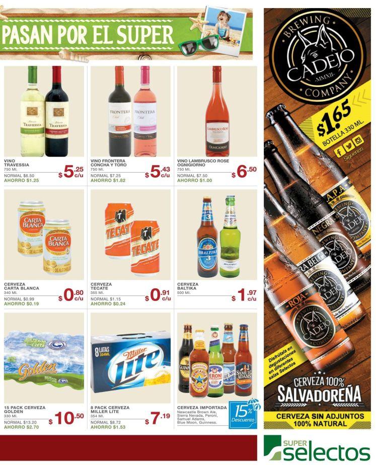 Rewing CADEJO company cerveza de el salvador
