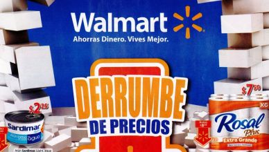 semana santa 2015 ofertas WALMART derrumbe de precios