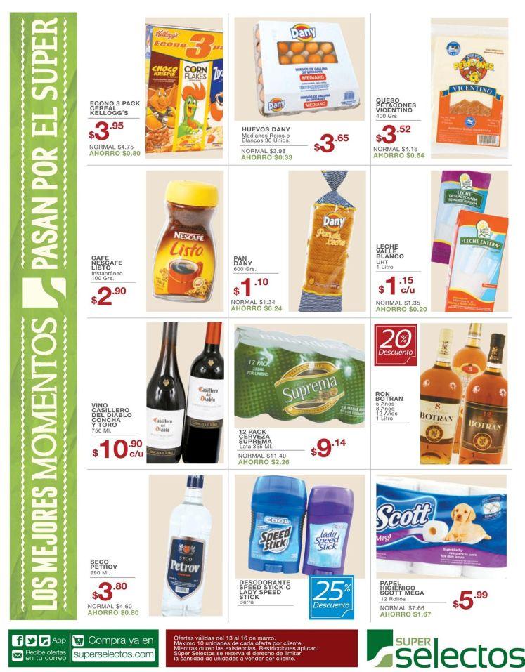 tus productos preferidos en promocion - 13mar15