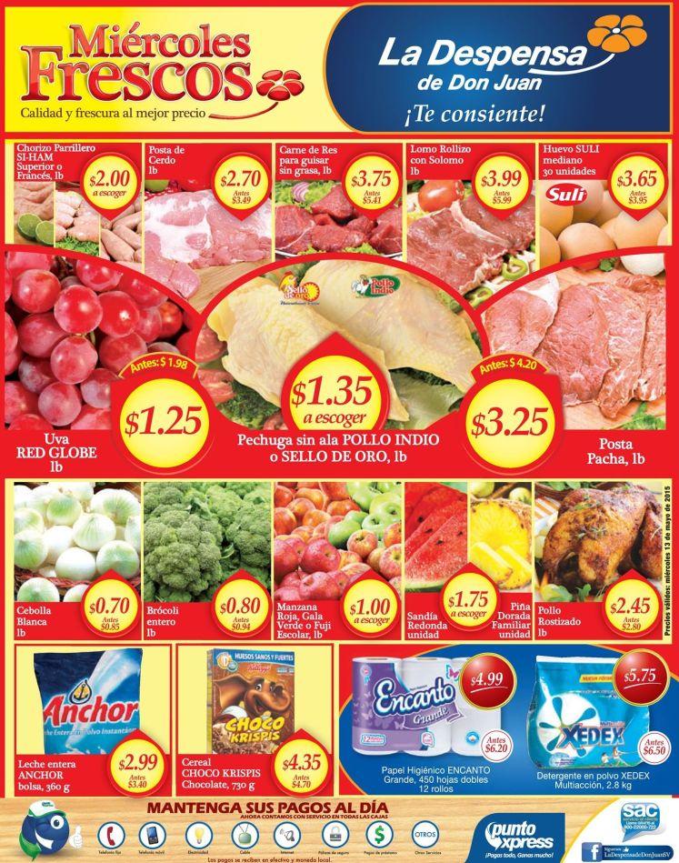 Compra sin preocupaciones en el supermercado OFERTAS - 13may15