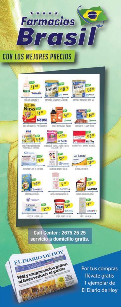Farmacias BRASIL medicamentos al mejor precio - 28may15