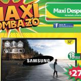 TV LED samsung desde 279 dolares maxi bombazo