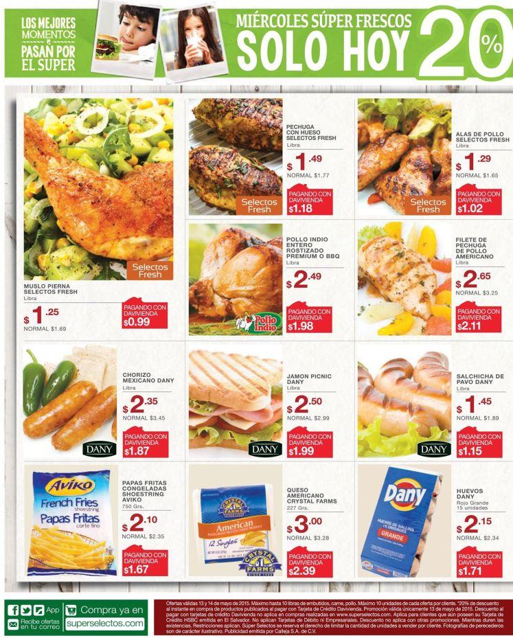 que quieres cocinar hoy OFERTAS en carnes - 13may15