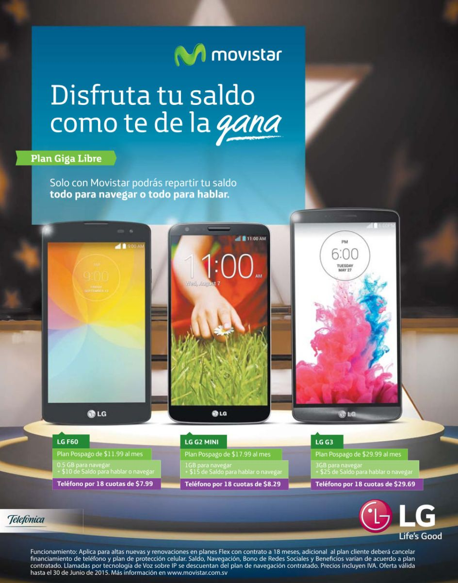 Apresurate ultimos dias de PROMOCIONES (29-jun-15)