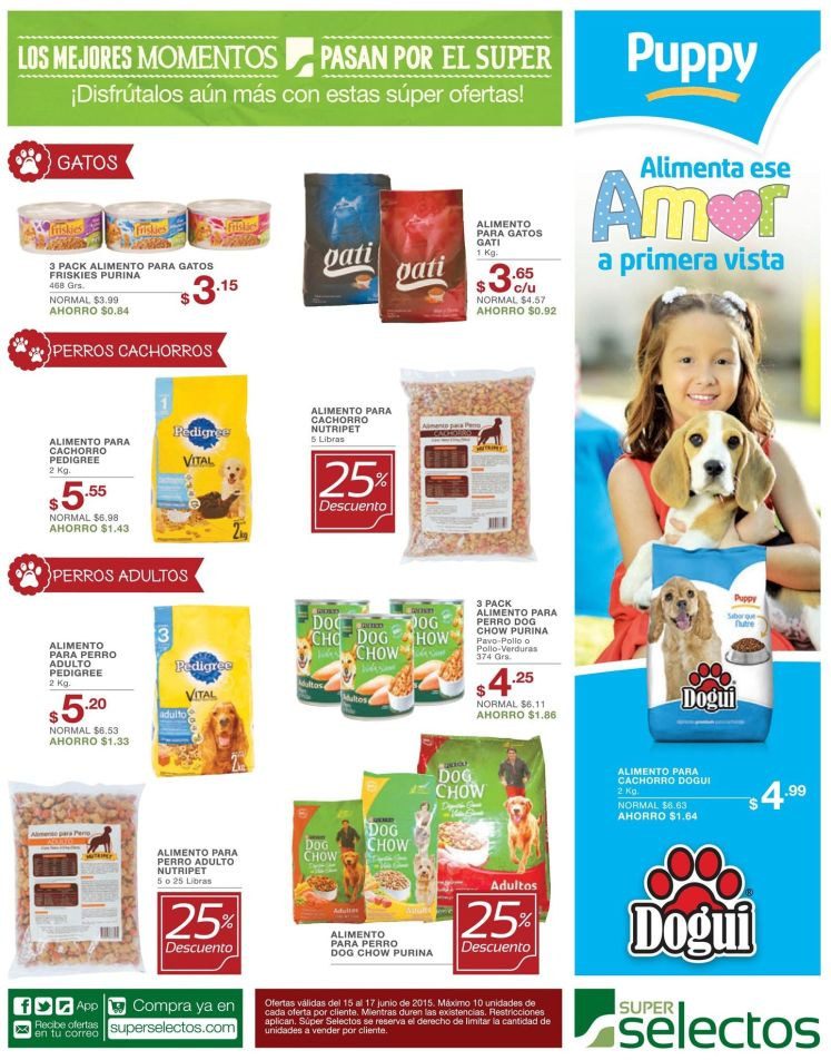 Puppy pet food by DOGUI