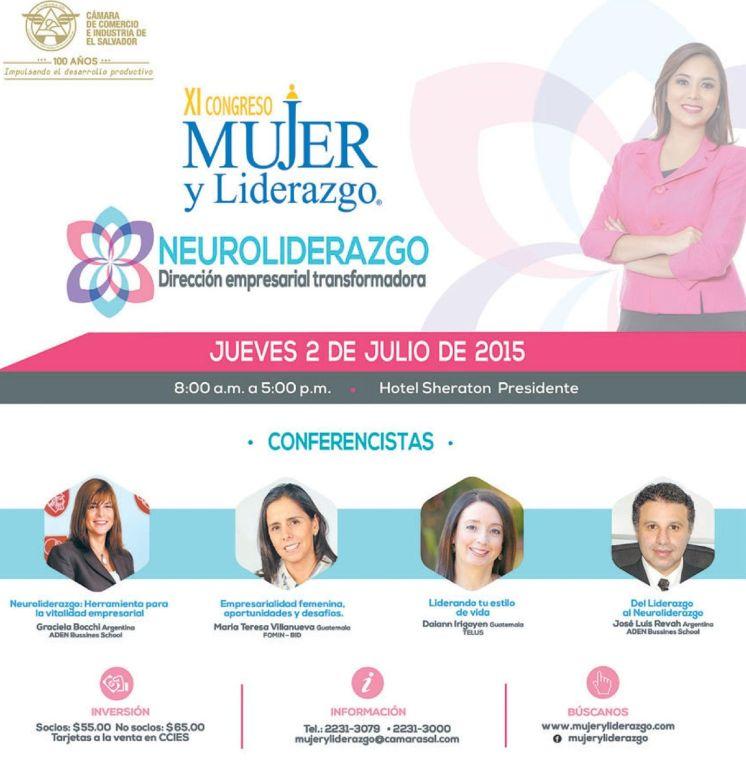 Conferencia para mujeres LIDERES