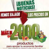 Ma de 200o productos con precos bajos en SUPER SELECTOS - 04jul15