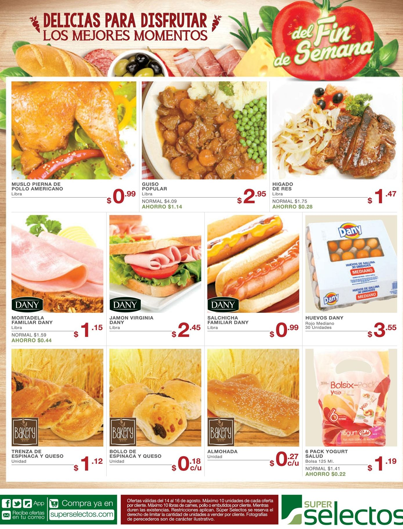 Ideas de comidas para disfrutar en el fin de semana - Ideas fin de semana ...
