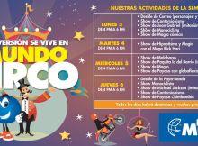 PLAZA MUNDO eventos y actividades agostinas 2015